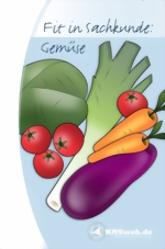 Fit in Sachkunde: Gemüse (mit Gemüselexikon) Screenshot 1
