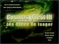 Cosmos Quest III: Las Minas de Isagor 1