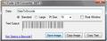 Code 128 Desktop Barcode Converter 1