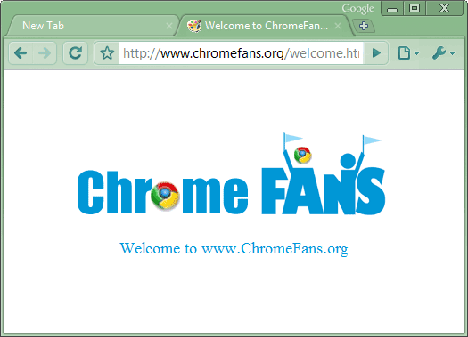 Dark Seagreen Google Chrome Theme Screenshot