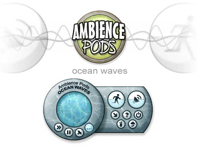 Ambience Pods - Ocean Waves Screenshot