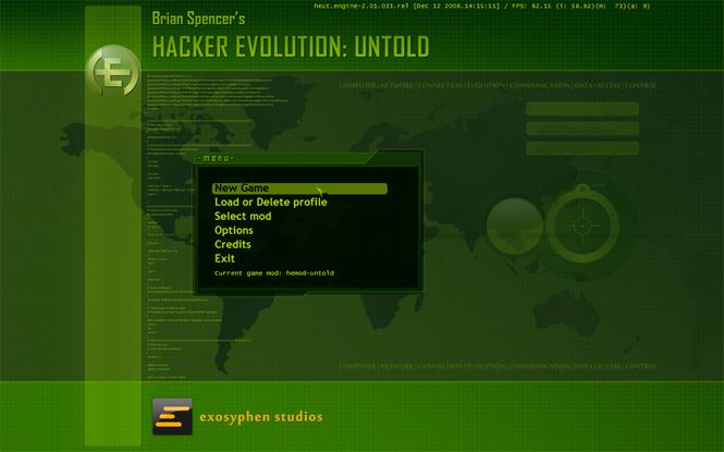 Hacker Evolution Untold Screenshot 3