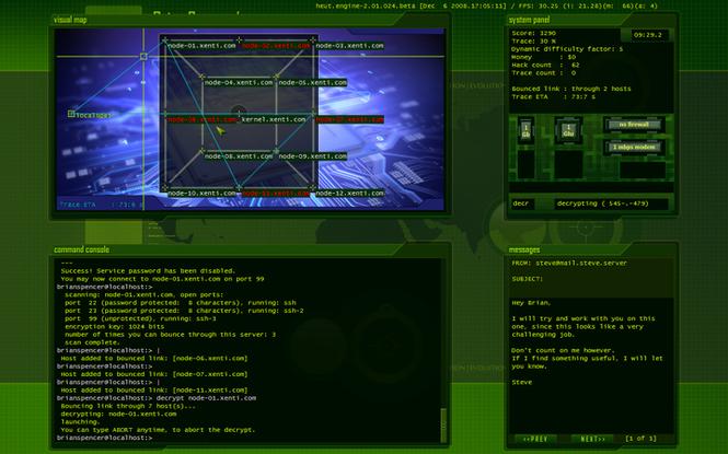 Hacker Evolution Untold Screenshot 4