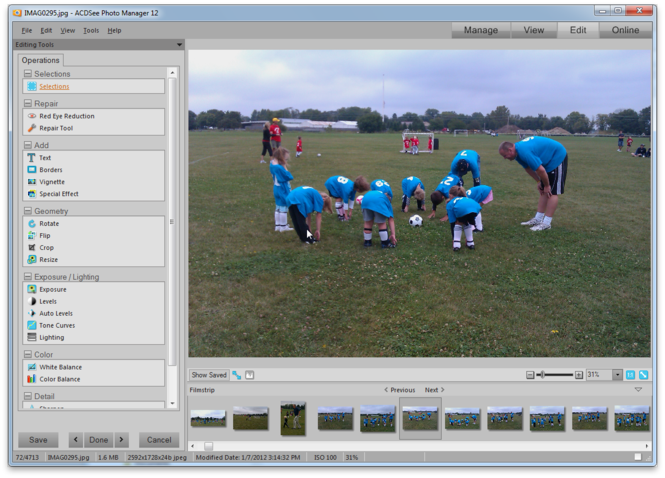 ACDSee Photo Manager 12 Screenshot 7