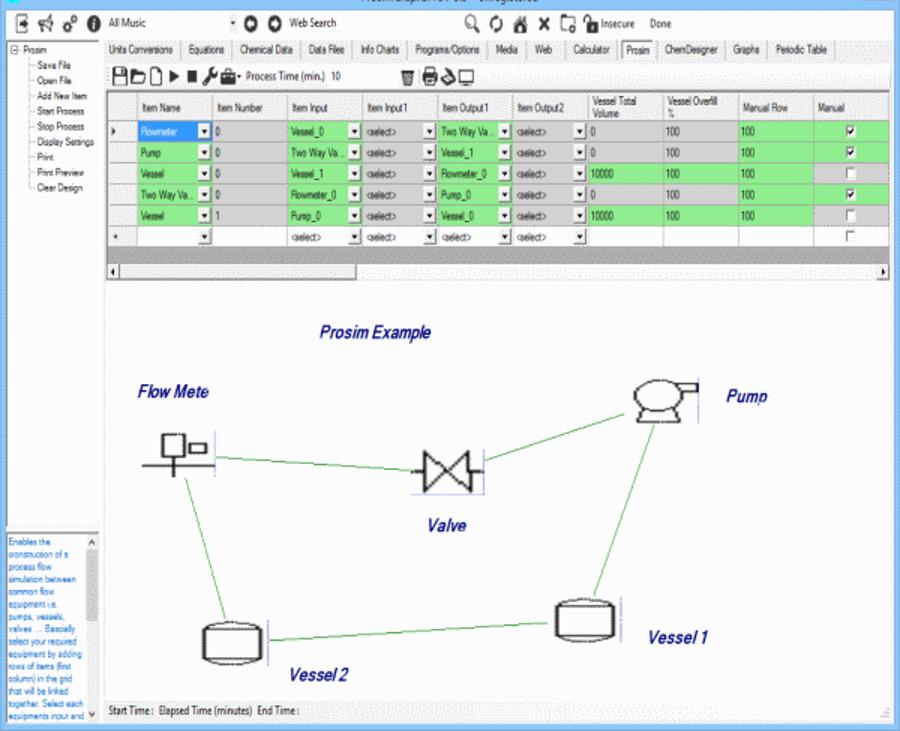 ProsimGraphsPro Screenshot 5