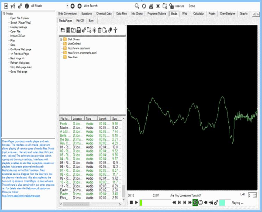 ProsimGraphsPro Screenshot 4