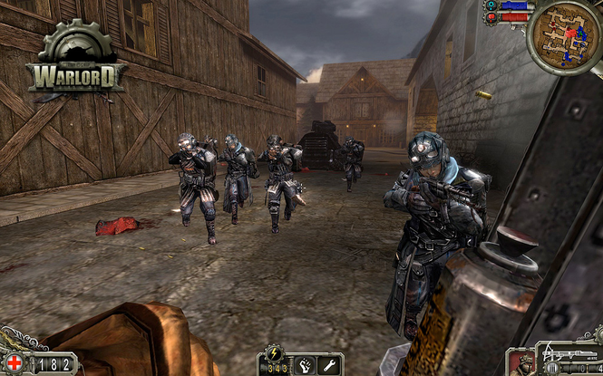 Iron Grip Warlord Screenshot 1