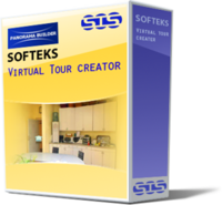 SOFTEKS 360' Virtual Tour Creator Screenshot