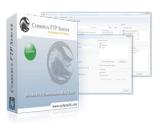Cerberus FTP Server - Professional Edition Screenshot 1