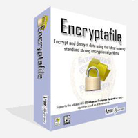 Encryptafile Screenshot