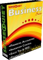 SenseQuiet Business Suite - P1 Screenshot
