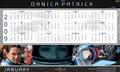 Danica Patrick 2009 Calendar for Macintosh 1