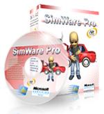 SimWare Pro Screenshot