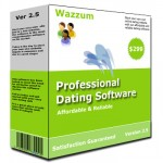 Wazzum Community Dating Software Screenshot