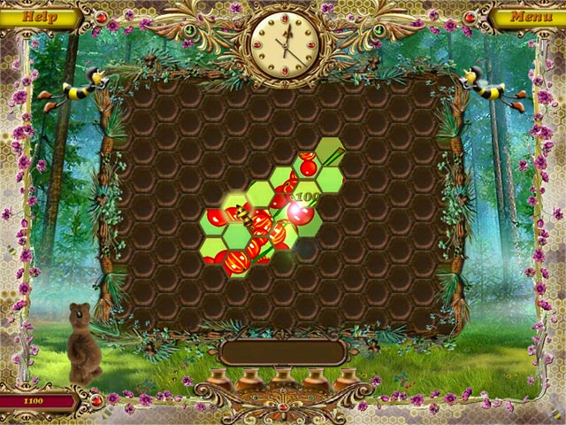 Bee Party Screenshot 1
