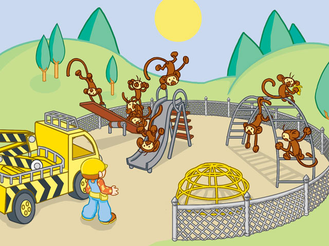Bob the Builder - Can Do Zoo Screenshot