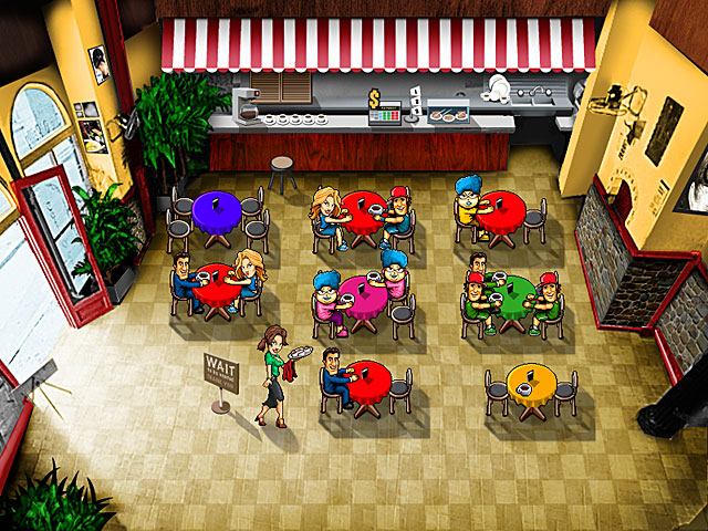 Coffee House Chaos Screenshot