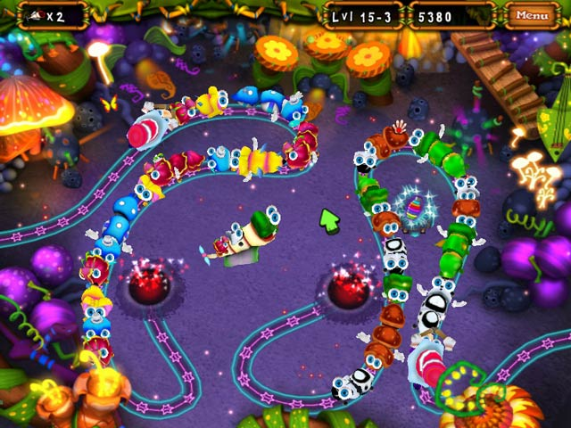 Conga Bugs Screenshot