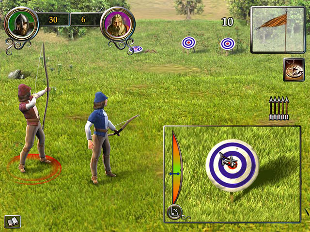 Defender of the Crown Screenshot 2