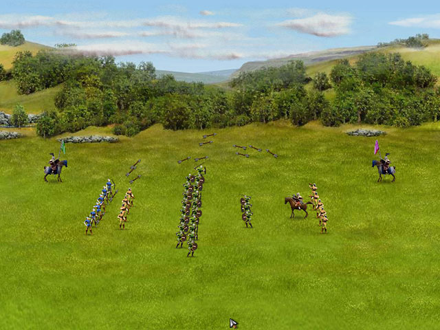 Defender of the Crown Screenshot 3
