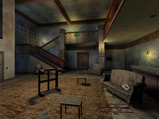 Delaware St. John - The Curse of Midnight Manor Screenshot