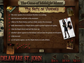 Delaware St. John: The Curse of Midnight Manor Strategy Guide 1