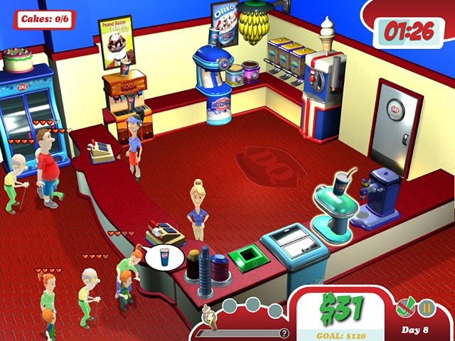 DQ Tycoon Screenshot