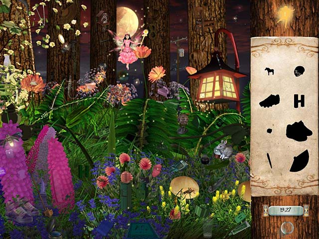 Enchanted Fairy Friends: Secret of the Fairy Queen Screenshot