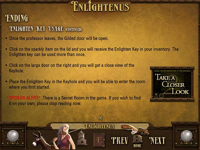 Enlightenus Strategy Guide Screenshot