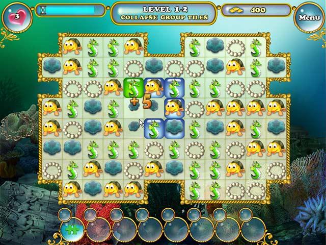 Hidden Wonders of the Depths 2 Screenshot