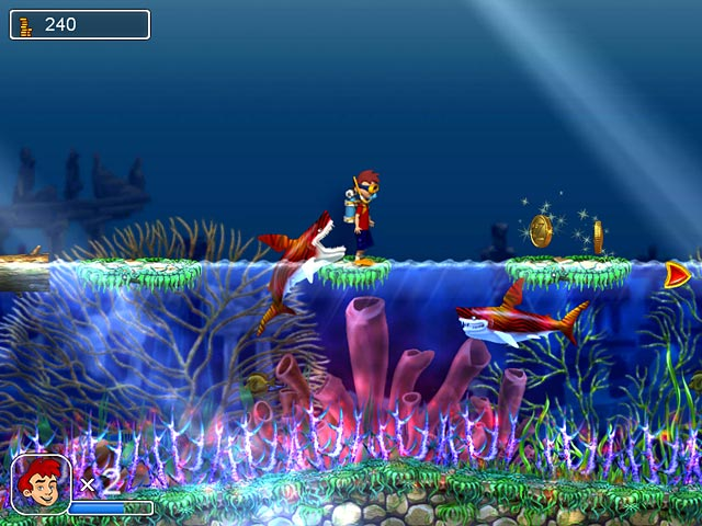 The Tuttles: Madcap Adventures Screenshot 2