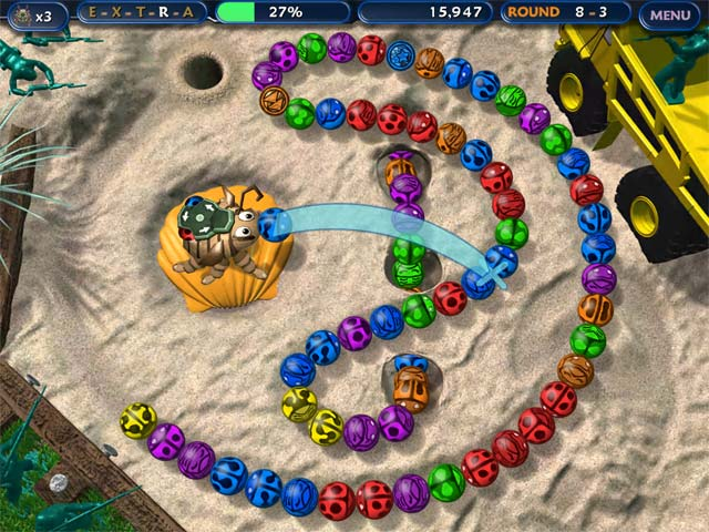 Tumblebugs Screenshot 1