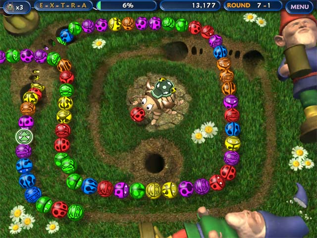 Tumblebugs Screenshot 2