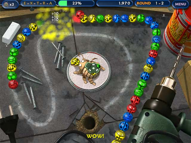Tumblebugs Screenshot 3