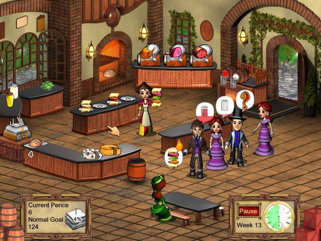 Ye Old Sandwich Shoppe Screenshot 1