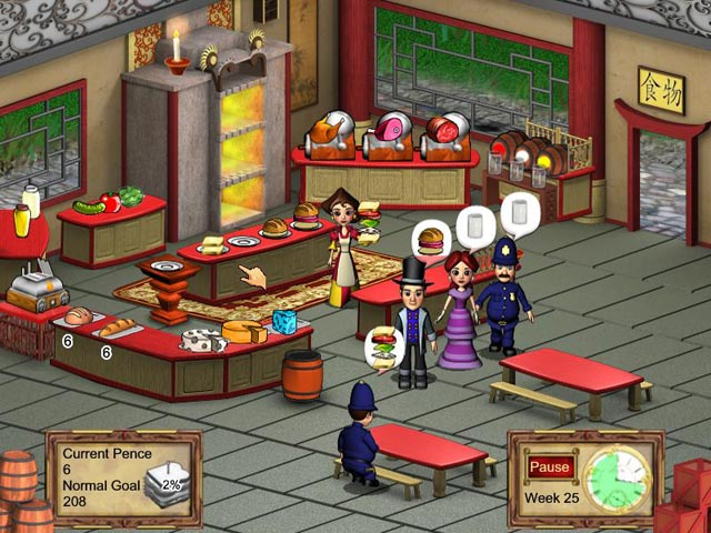 Ye Old Sandwich Shoppe Screenshot 2