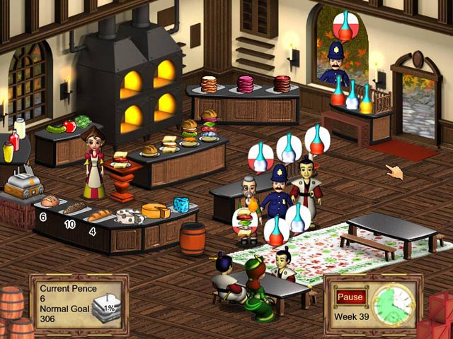 Ye Old Sandwich Shoppe Screenshot 3