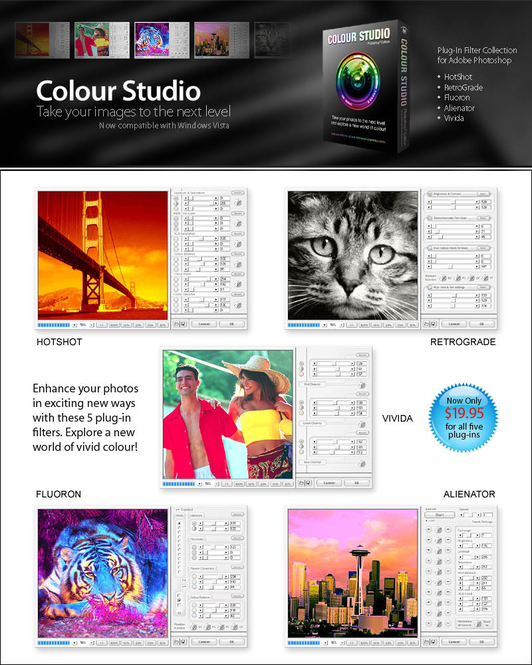 Colour Studio Screenshot 1
