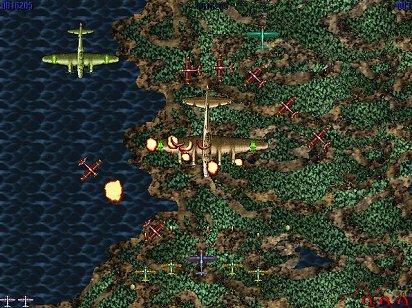 Corsair Rage Screenshot