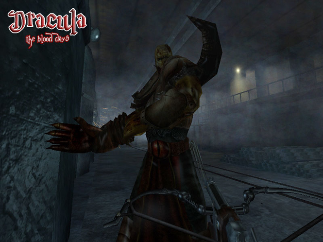 Dracula-The Blood Days Screenshot
