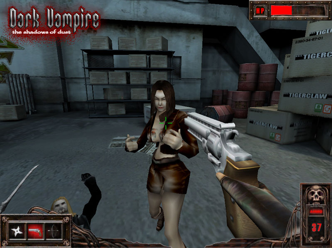Dark Vampires Screenshot 1