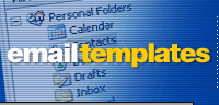 Email Templates V6 - 100 Machine License Screenshot