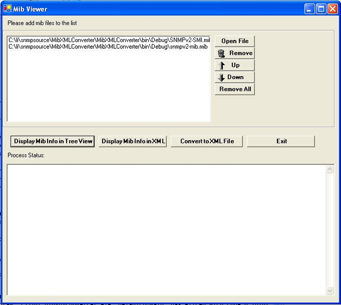SnmpSource component Screenshot 1