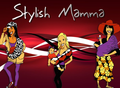 Stylish Mamma Screensaver 1