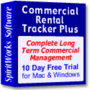 Commercial Rental Tracker Plus 1