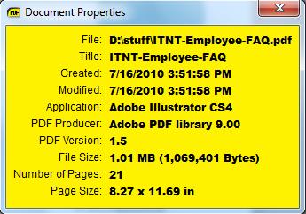 Sumatra PDF Screenshot 6