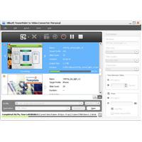 Xilisoft PowerPoint to Video Converter Personal Screenshot 1