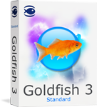 Goldfish 3 Standard Screenshot