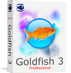 Goldfish 3 Professional Screenshot 1