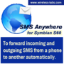 SMS Anywhere Ultra Edition for S60 & Symbian7 1